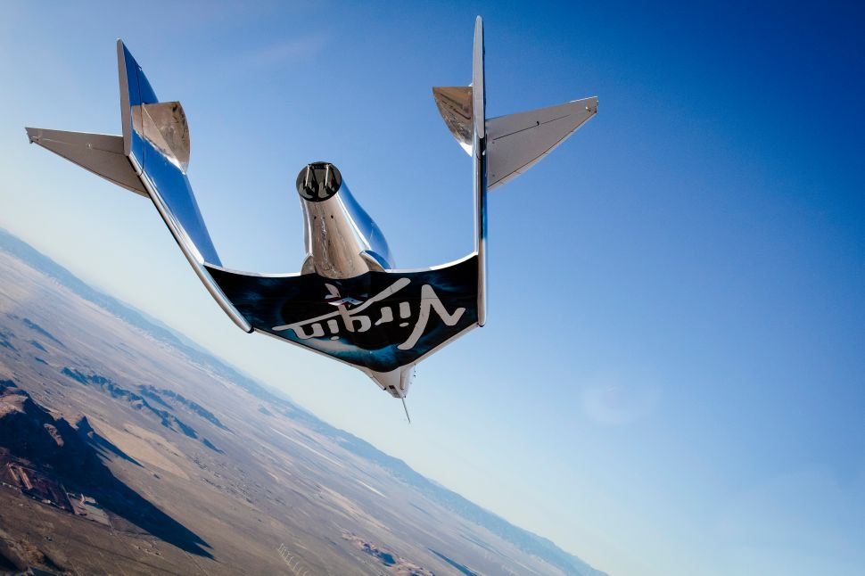 What Virgin Galactic's 'Big Move' Means for Commercial Space Travel