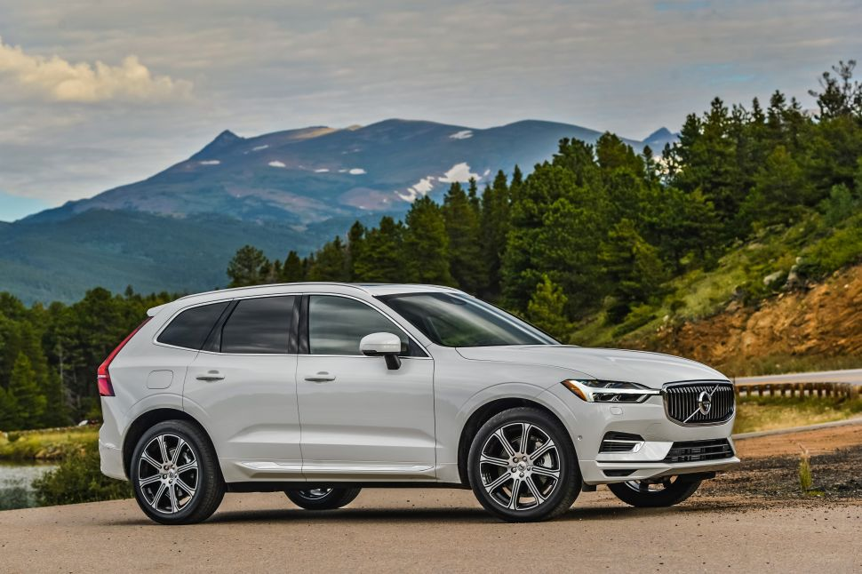 Volvo XC60: Porsche Speed, Prius Efficiency—and Also Keeps You Safe