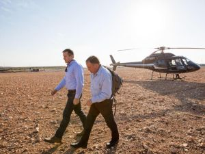 Governor Eric Greitens has returned from meetings with top government, military, and public safety leaders in Israel.