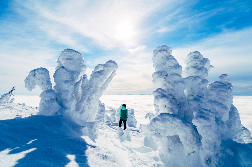 Find Snow Paradise at Canada's Best Kept Secret