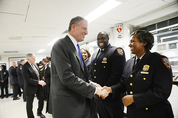 De Blasio's Corrections Commissioner Fined for Misusing City Car