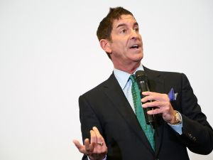 Bronx State Senator Jeff Klein leads the Independent Democratic Conference, a group of breakaway Democrats allied with state Senate Republicans.