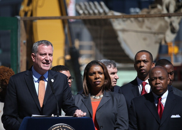 Newly Re-Elected de Blasio Rolls Out Affordable Housing Plan