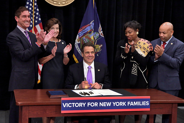 New York State Democratic Officials Unveil Plan to Achieve Party Unity