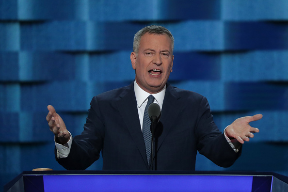 De Blasio on Upcoming Jaunt to Iowa: 'This Is Who I Am'