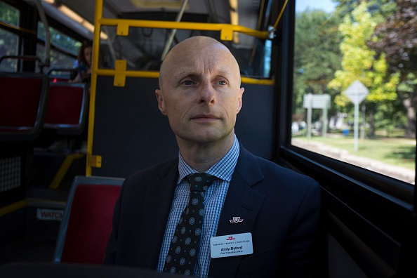 Toronto Transit Chief to Head Agency Overseeing Subways