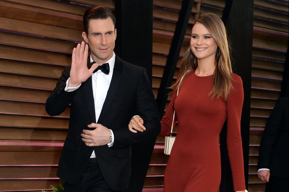 Adam Levine and Behati Prinsloo Won't Be Moving to Holmby Hills