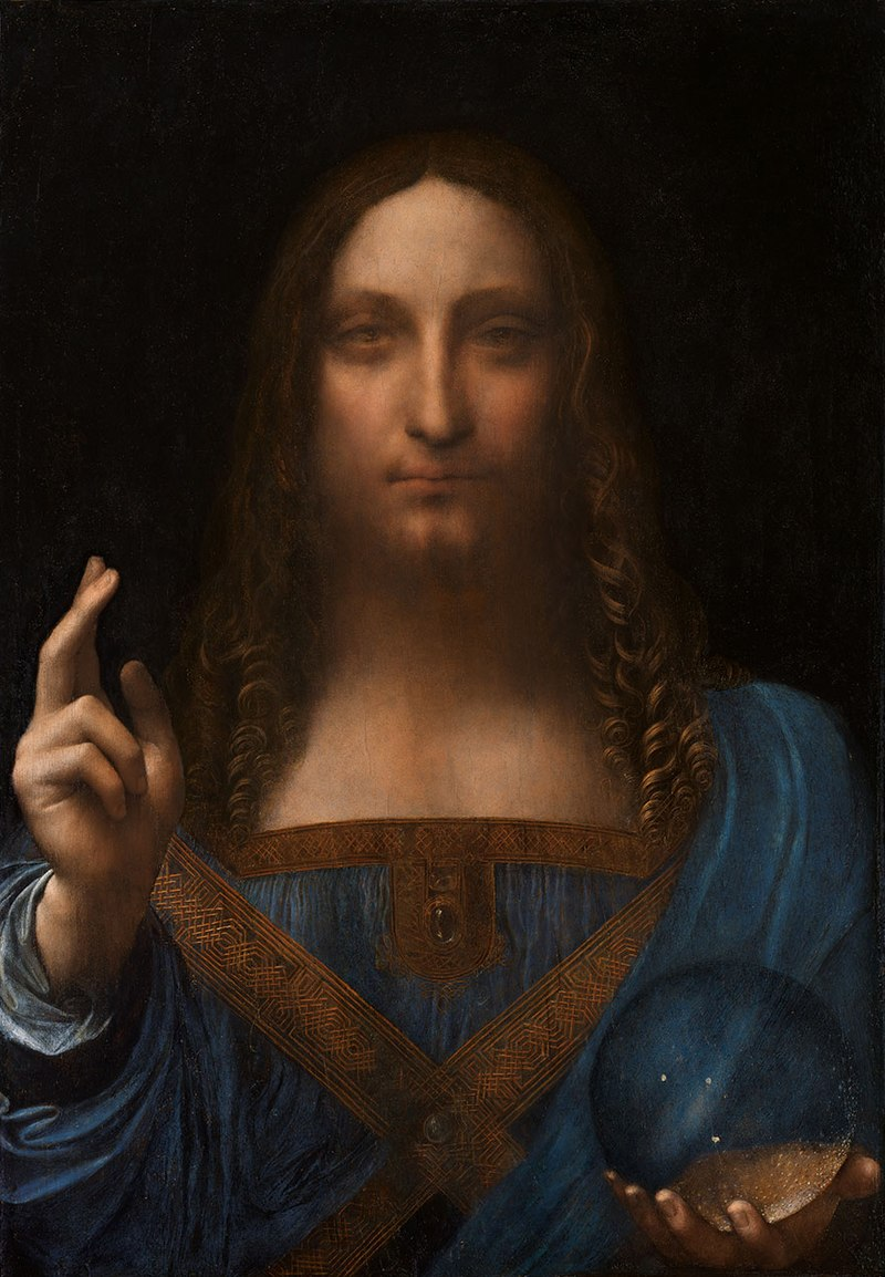 Christie's da Vinci Auction Reveals Why Forgers Love to Fake Masters