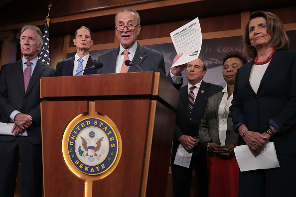 Schumer to GOP: 'Go Back to the Drawing Board' on Property Tax Deduction