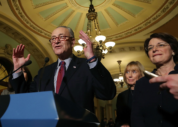 Schumer Urges IDC to Rejoin Democrats: 'That's The Right Thing To Do'