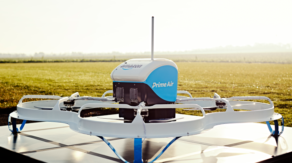 Will Amazon's drone delivery program remain permanently grounded?