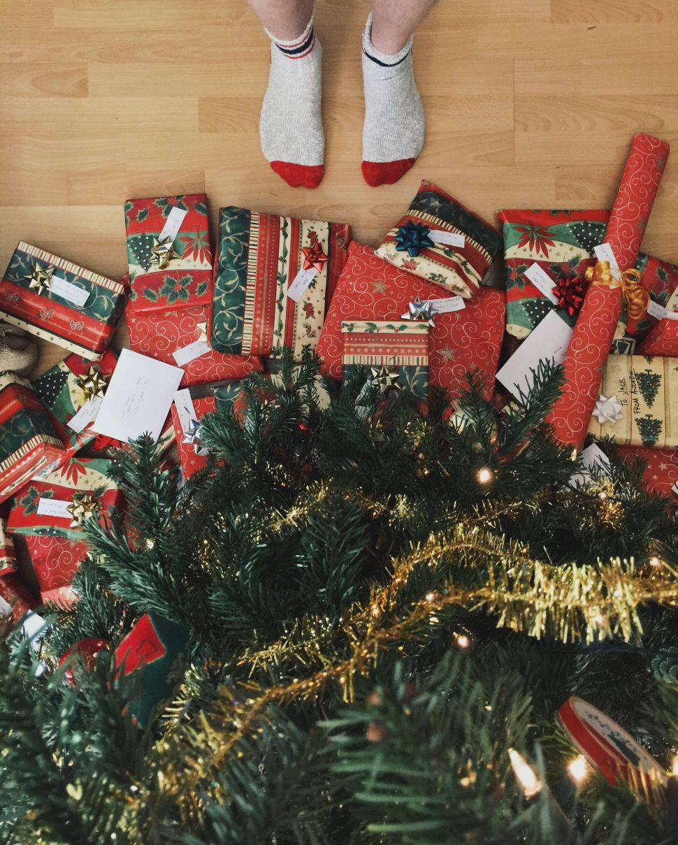 Does Receiving Holiday Presents Give You Anxiety? This Could Be Why