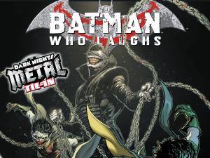 'Batman Who Laughs'