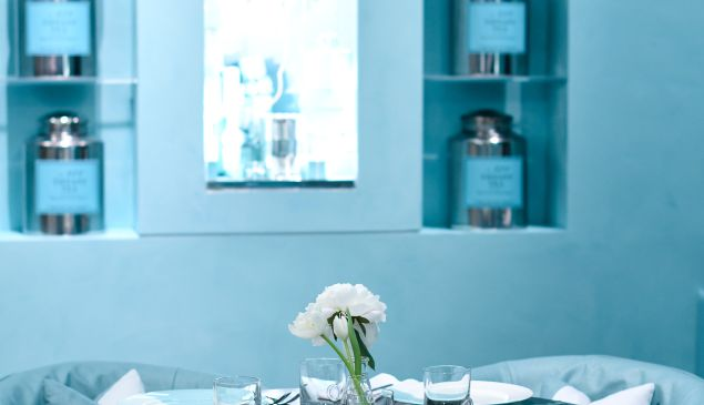 Now you can actually have breakfast at Tiffany's.