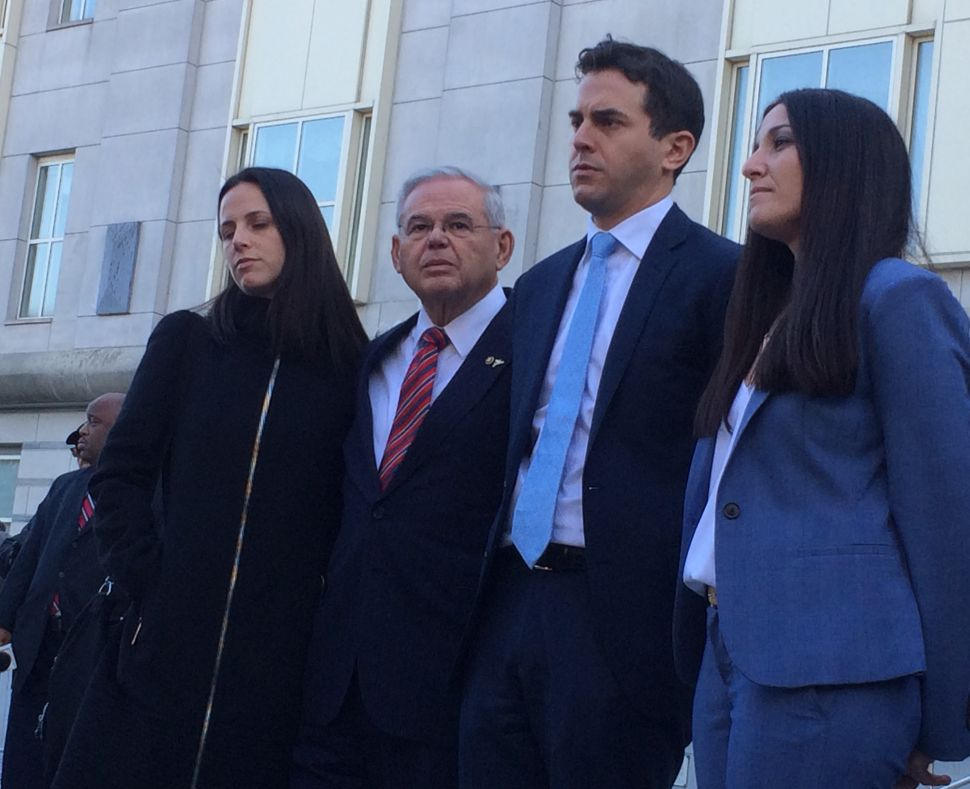 Menendez Survives: Judge Declares Mistrial Due to Hung Jury