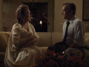 Meryl Streep and Tom Hanks in 'The Post.'