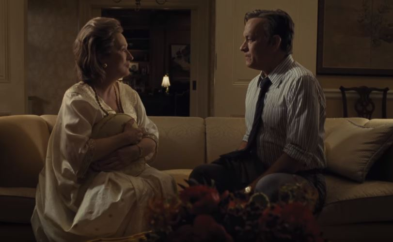 The Real Story Behind Tom Hanks and Meryl Streep's WaPo Period Piece
