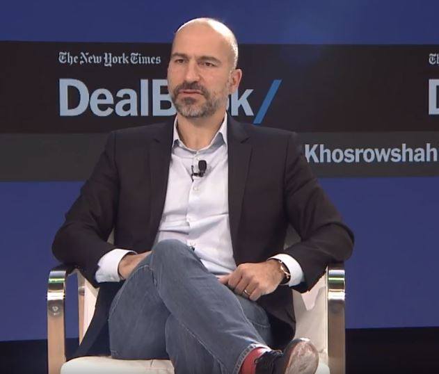 Uber CEO Wants to Refocus Company, Undo Past Damage