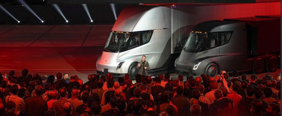Elon Musk Unveils New Tesla Vehicles; Is He Spreading Himself Too Thin?