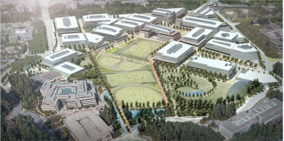 Microsoft's Washington HQ Is Getting a Multibillion-Dollar Makeover