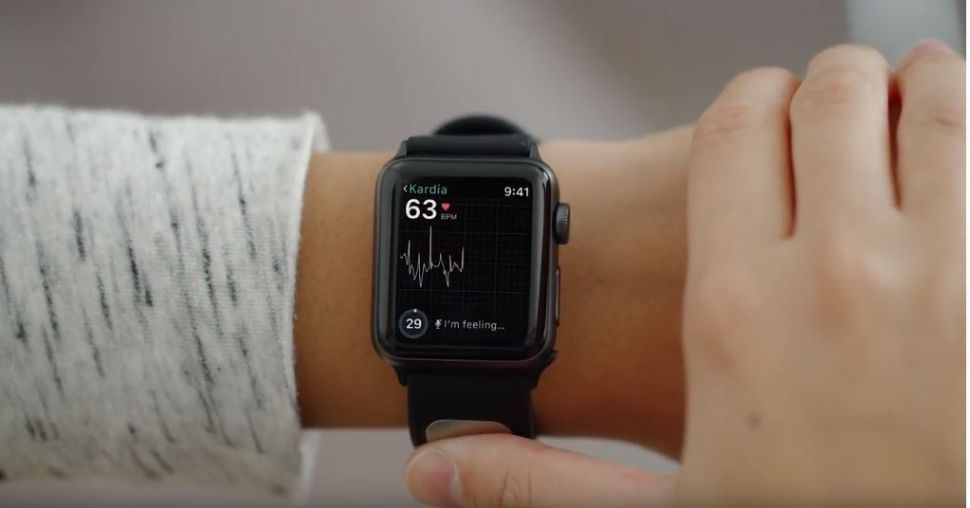 Apple Watch Heart Health Sensor Cleared for Medical Use by the FDA