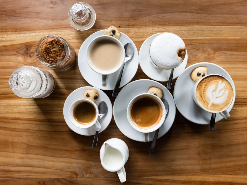 Study Suggests Drinking Coffee Improves Cardiovascular Health