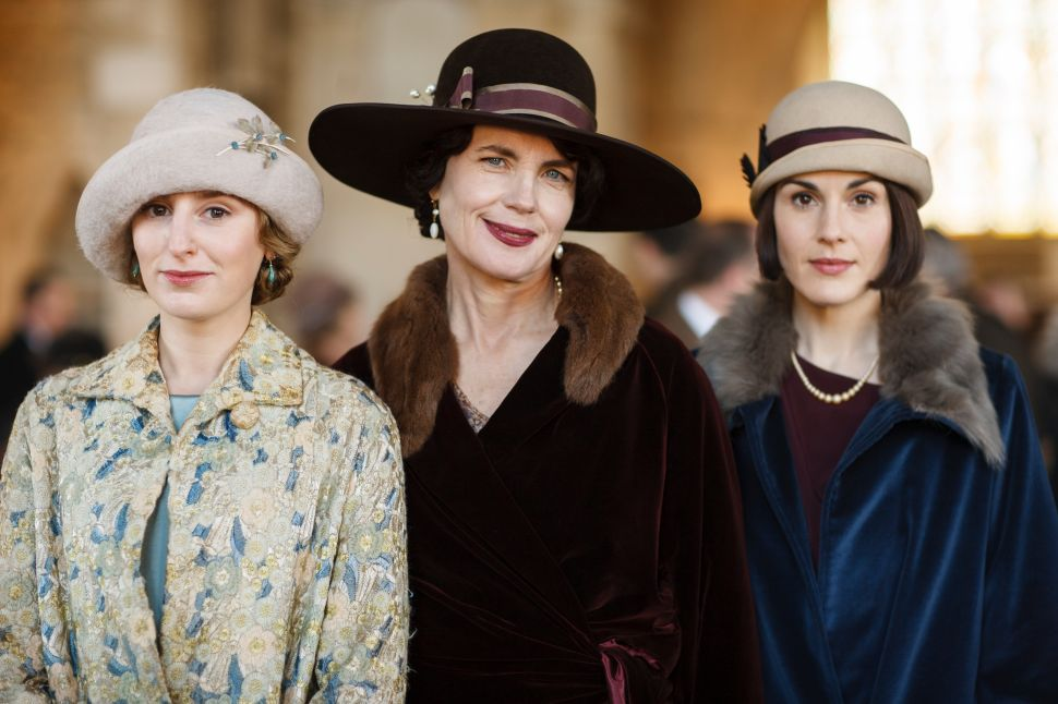 Michelle Dockery Talks Possibility of a 'Downton Abbey' Movie