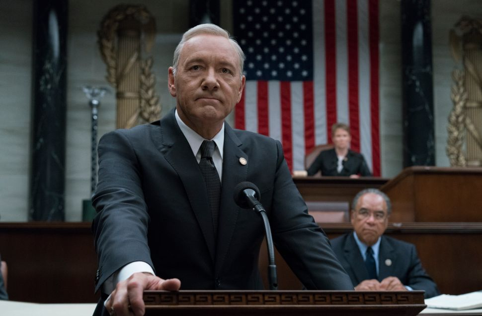'House of Cards' Warned Staffers of Sexual Harassment Prior to Kevin Spacey Scandal