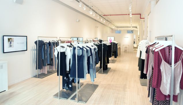 Reformation opened a third New York store.