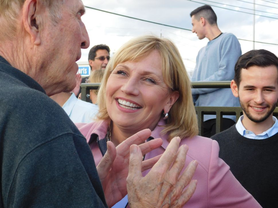 In Final Stretch, Guadagno Hits Property Taxes, Sanctuary Cities