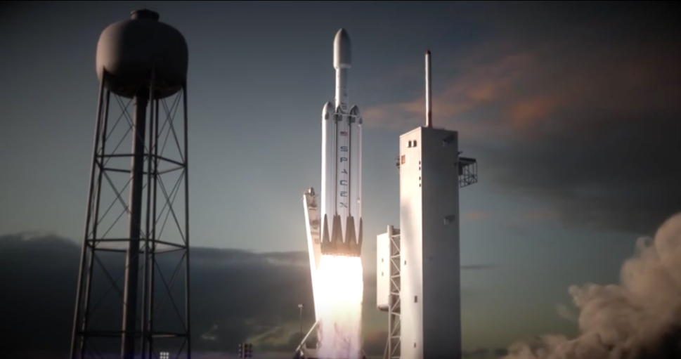World's Most Capable Active Rocket Set for End of Year Debut by SpaceX