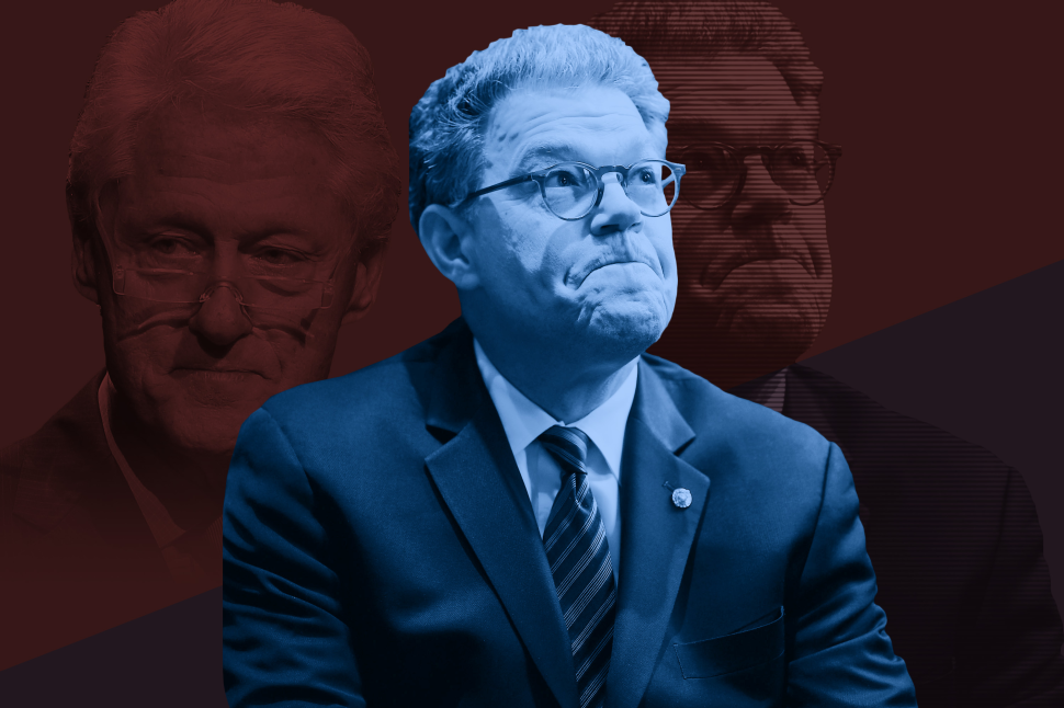 Can Sexual Assault Transform the Democratic Party?