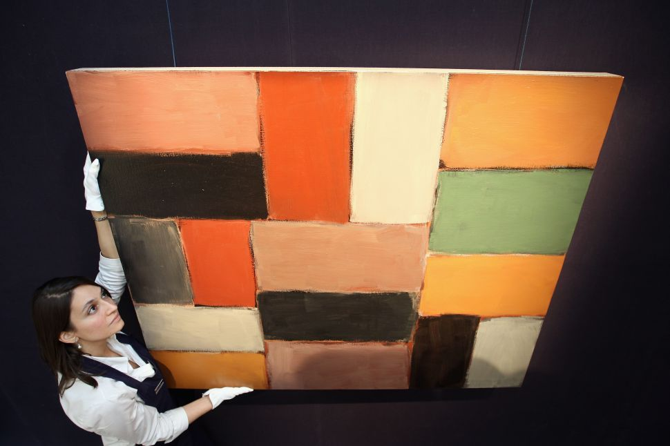 Sean Scully Theft Shows Larceny by Artists' Assistants Is No Uncommon Crime