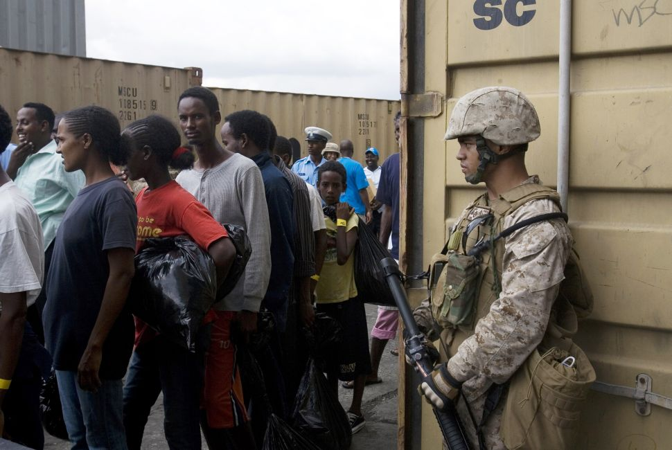 US Military Stretched Thin in 50 African Nations