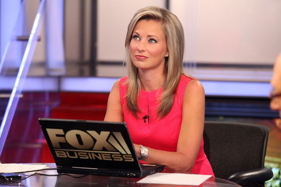 Fox News Co-Host Sandra Smith Has Boosted Ratings With 'America's Newsroom'