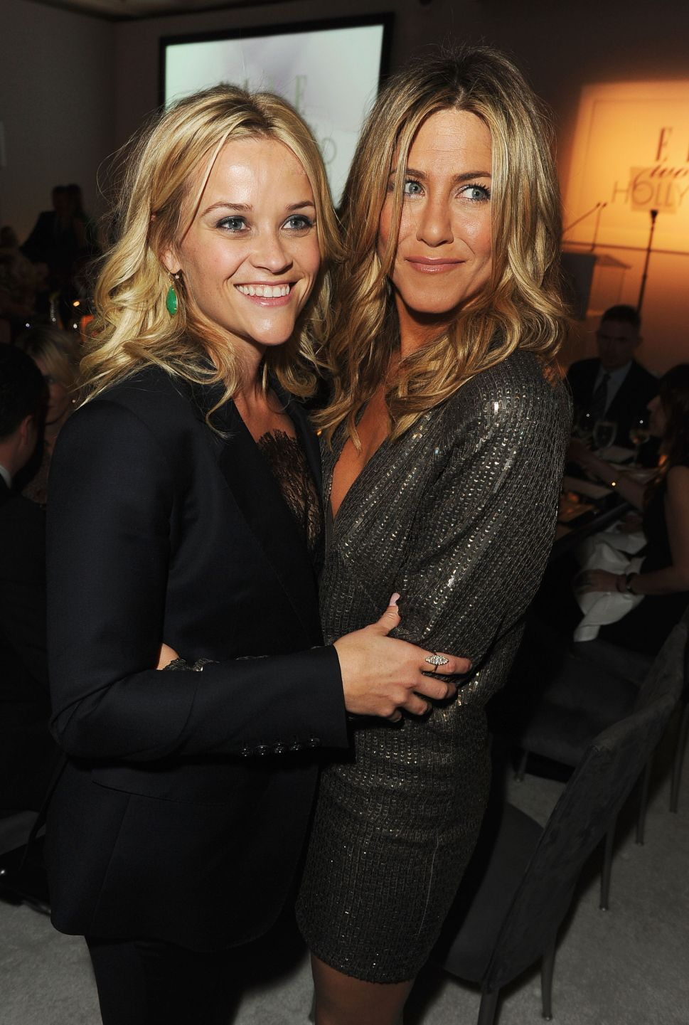 Apple Snags New TV Drama From Jennifer Aniston and Reese Witherspoon