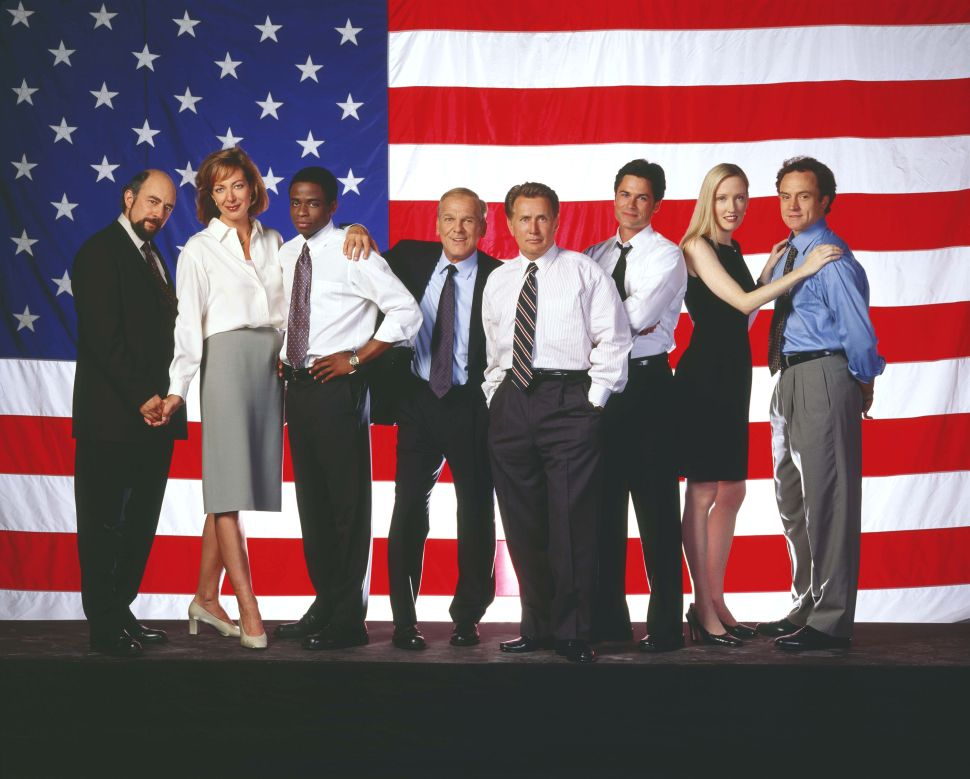 Can Someone Please Make Aaron Sorkin's 'West Wing' Revival Idea Happen?