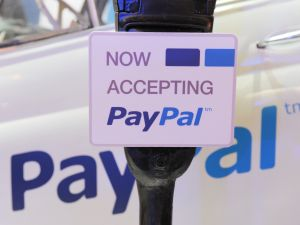 Historically, PayPal has spent 40 to 50 percent of annual cash flow to fund its lending business.