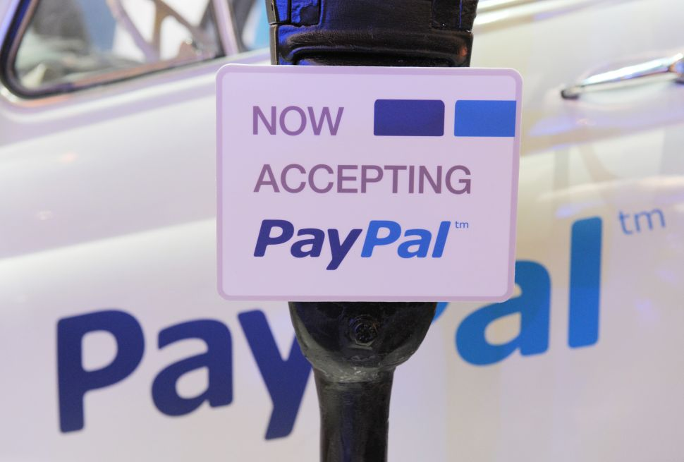 If You're a PayPal Credit Customer, You Now Owe Someone Else