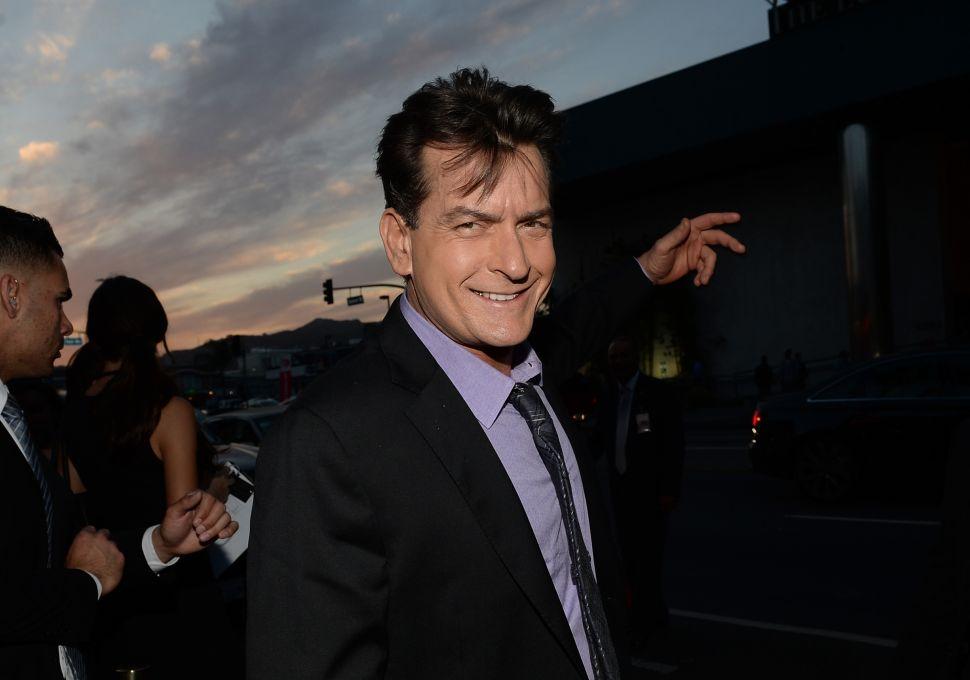 Charlie Sheen Denies Sexual Assault Accusations
