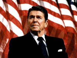 Ronald Reagan USA Network Series