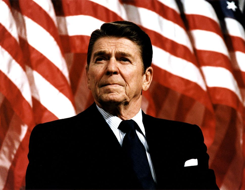 Ronald Reagan Limited Series in the Works at USA Network From His Daughter