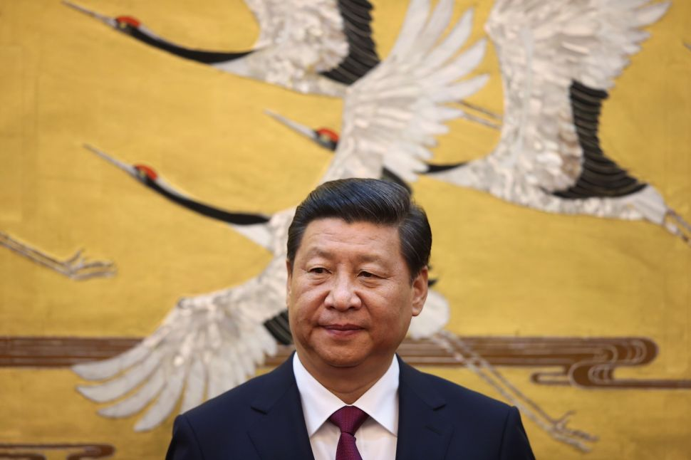 One-Man Rule Is Crippling China