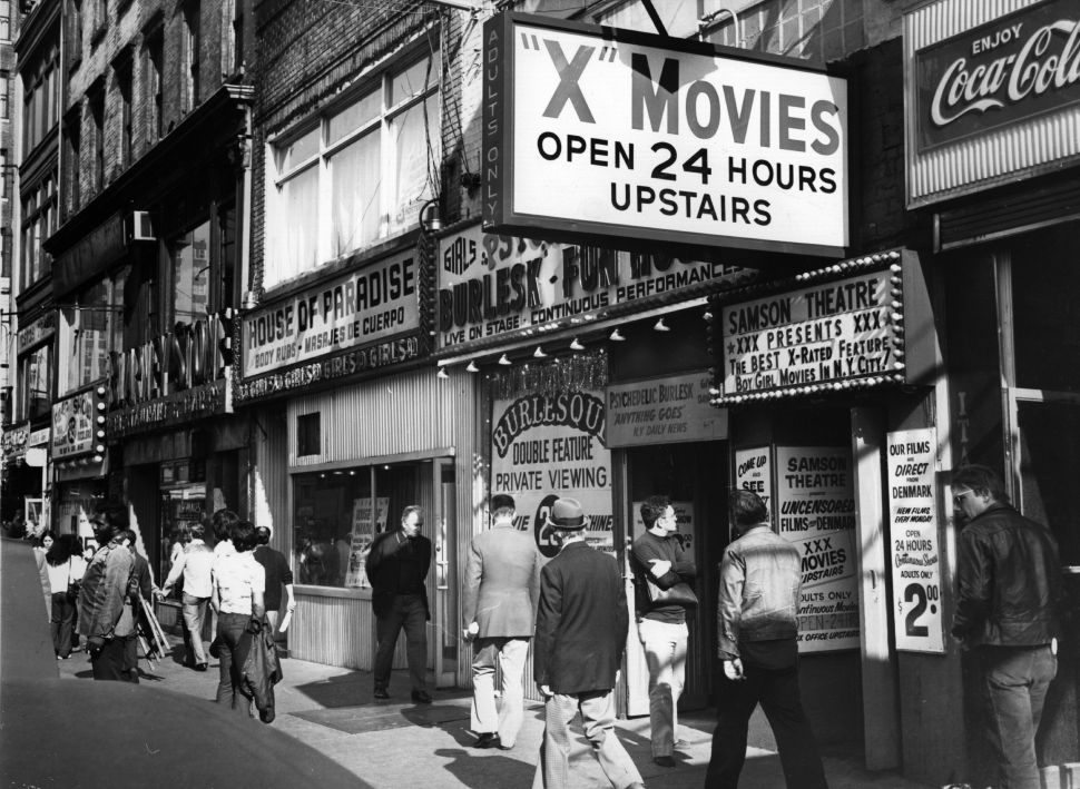 More Than the Deuce: A Recollection of Times Square in 1979