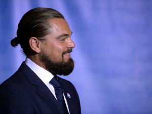 Did Leo invent the man bun?