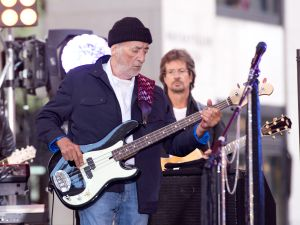 Fleetwood Mac's John McVie is trying to sell his Hawaii home.