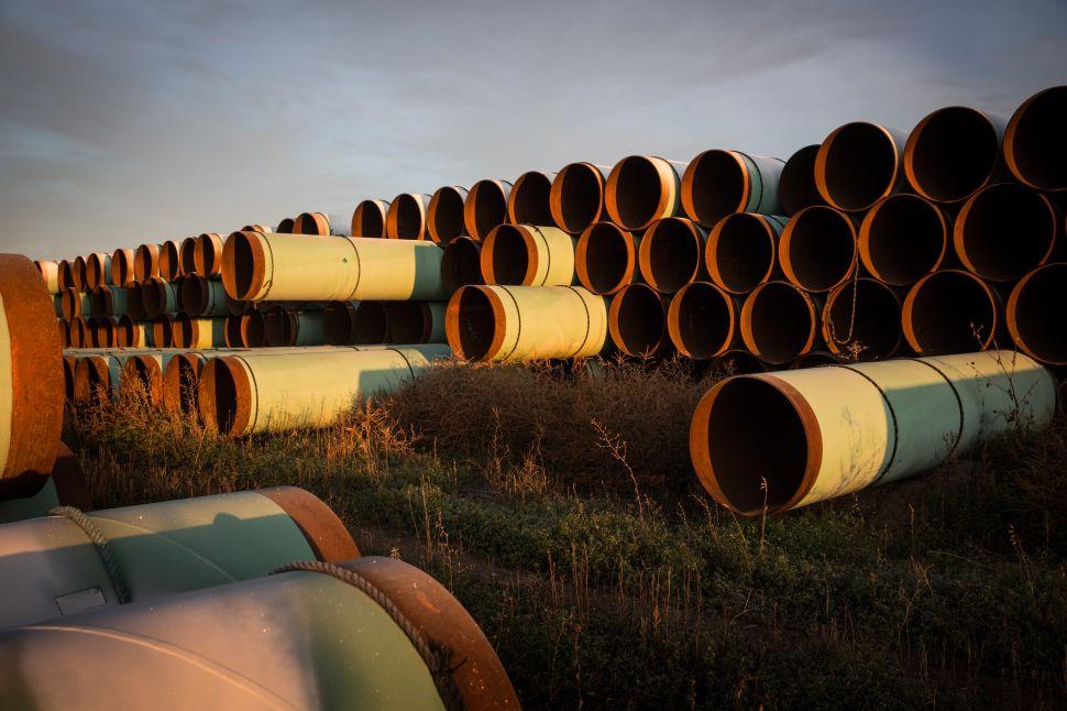 Keystone Pipeline Leak Underscores Danger of Fossil Fuels