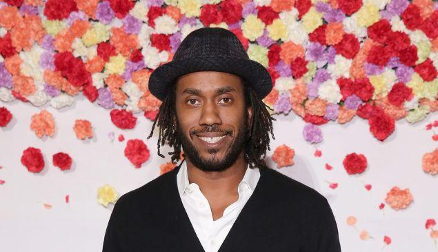Rashid Johnson.