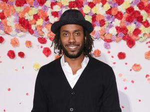 Rashid Johnson.