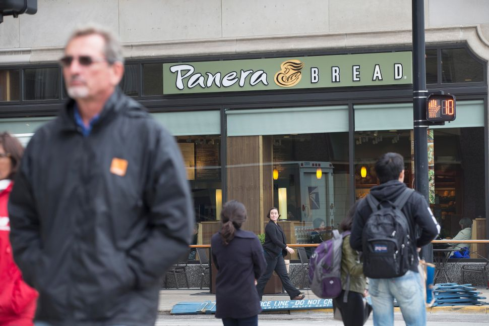 Breaking Bread: Panera CEO Ron Shaich Resigns 30 Minutes After Au Bon Pain News